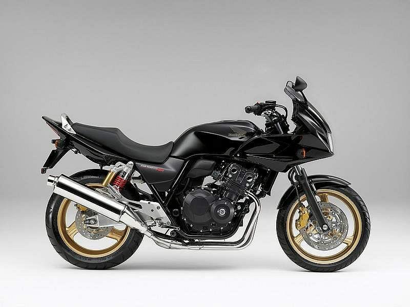 Honda CB400 Bol D (2012-13)
