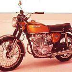 Honda CB450K7 (1973-74)