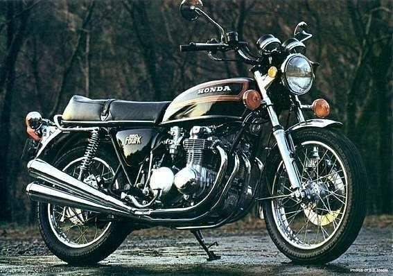 Honda CB 550K (1976-78)