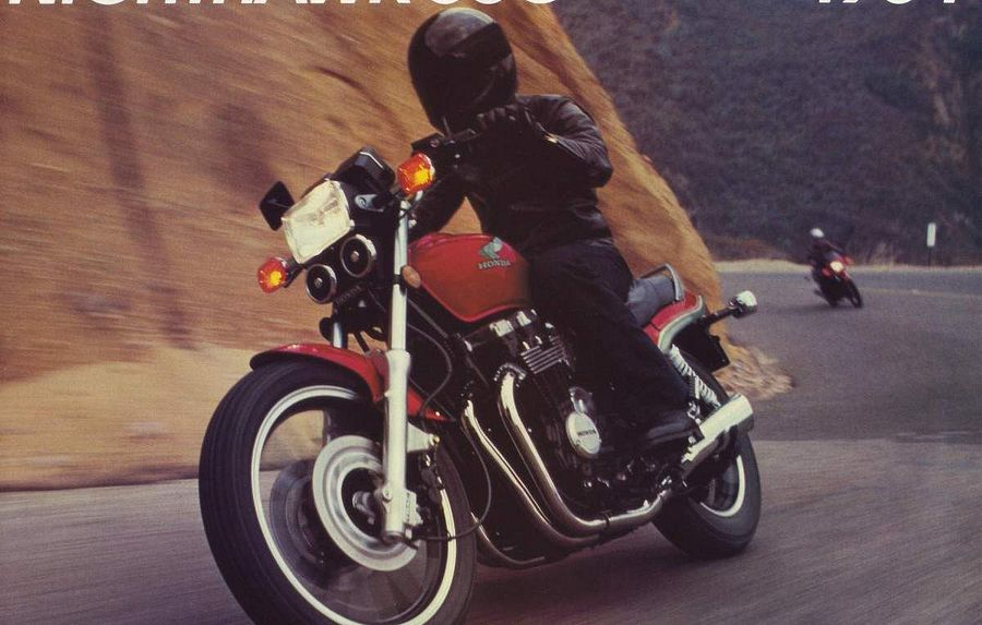 Honda CB650SC Nighthawk (1982-83)