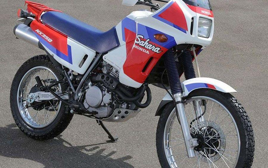 Honda NX350 Sahara (1988-99)