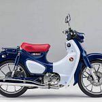 Honda C 125 Super Cub Concept (2018-19)