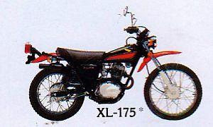 Honda XL175 (1976-78)