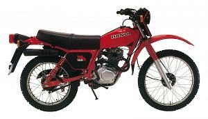Honda XL185S (1979-80)