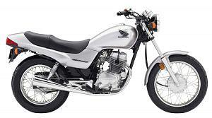 Honda CB250SC Nighthawk (2001)