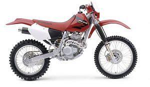 Honda XR 250R (2004)