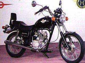 Horex Imperator 125 (1997)
