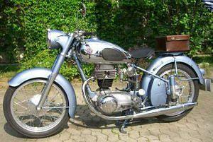 Horex Regina 250 (1955-60)