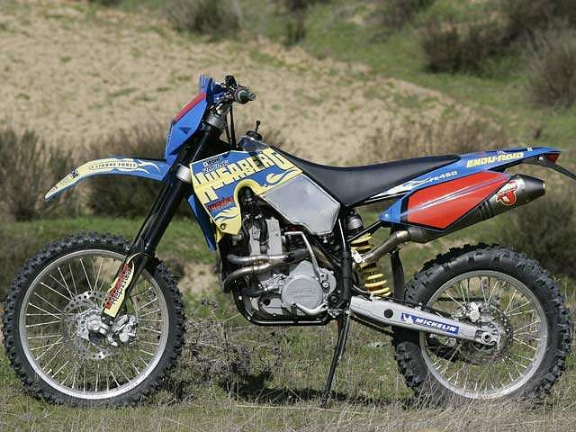 Husaberg FE 450E Limited Edition (2007)