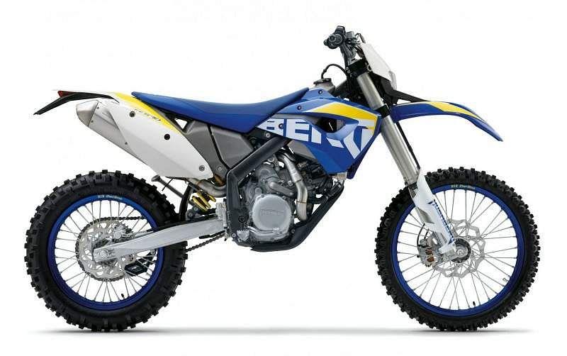 Husaberg FS 550 (2010-11)