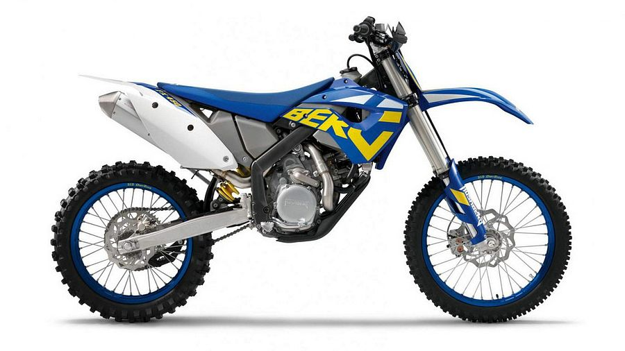 Husaberg FX 450 Cross Country (2010)