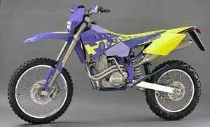 Husaberg FE 400 (1997)