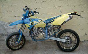 Husaberg FE 600E Supermono (2000)