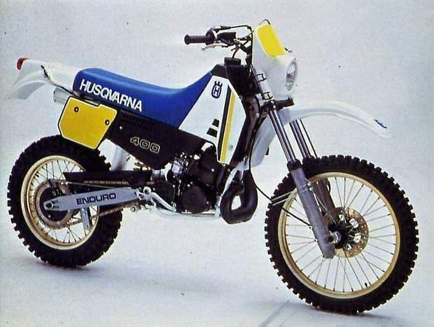 Husqvarna WR 400 (1985-90)