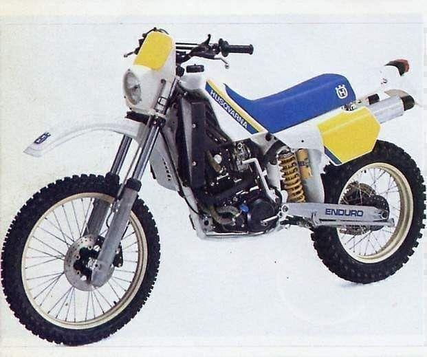 Husqvarna WR 250 (1987-90)