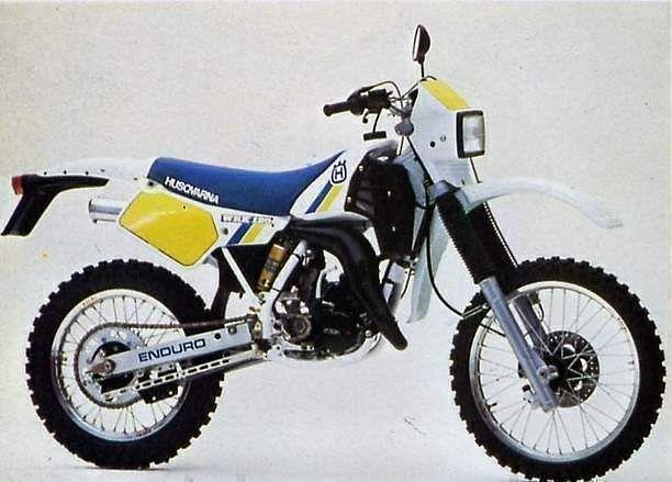 Husqvarna WRK 125 (1988)