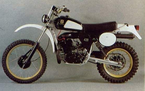 Husqvarna 420AF Automatic (1981)
