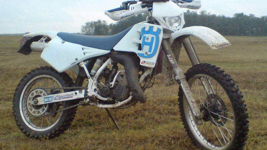 Husqvarna WR125E (1991-94)