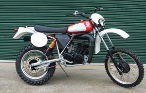 Husqvarna WR 250 (1980)