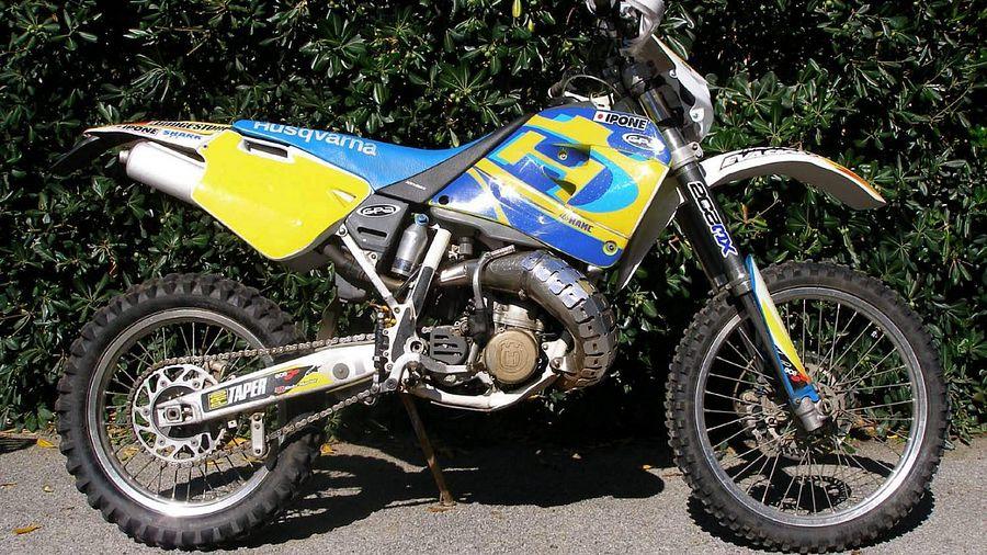 Husqvarna WR 250 (1991-94)