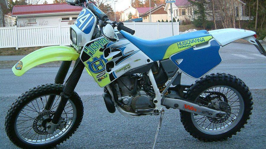 Husqvarna WR 250 (1995-97)