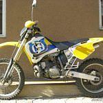 Husqvarna WR 250 (1998-00)