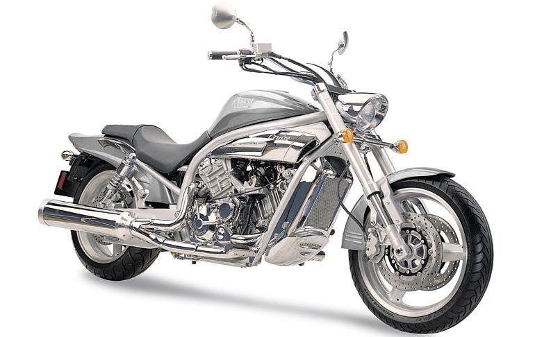 Hyosung GV 650 Aquila (2004-06)