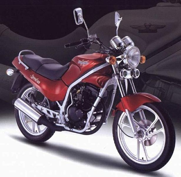 Hyosung GF 125 (2000)
