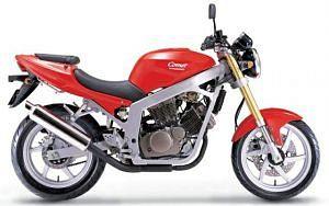 Hyosung GT 250 (2004-06)