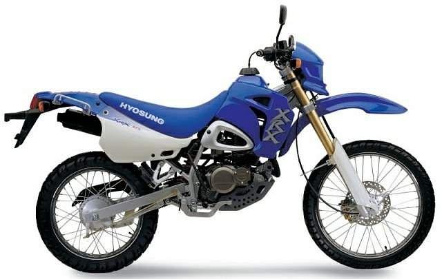 Hyosung XRX 125 (2005)