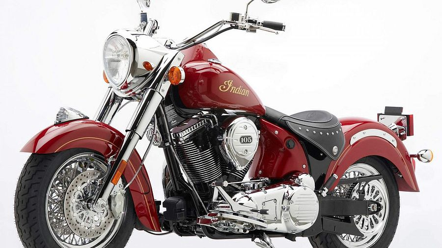 Indian Chief Dark Horse (2010-11)
