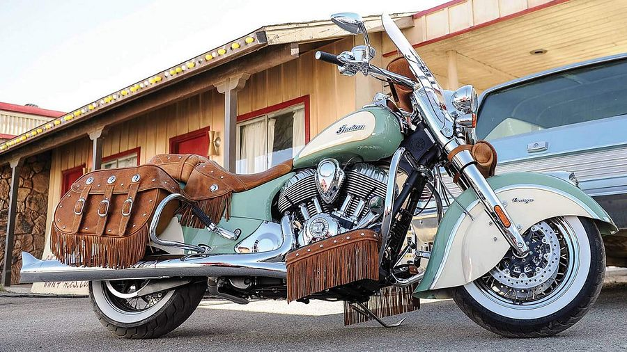 Indian Chief Vintage (2016-17)