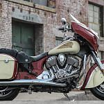 Indian Chieftain (2015-16)