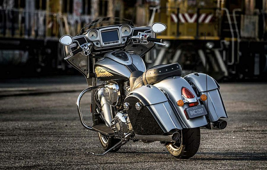 Indian Chieftain (2017)