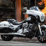 Indian Chieftain Jack Daniel's L.E. (2017)