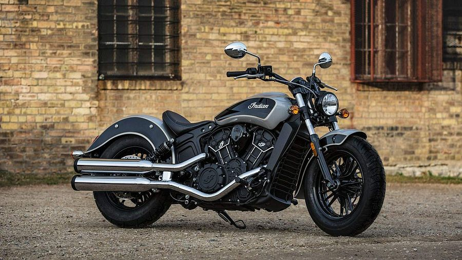 Indian Scout Sixty (2017-18)