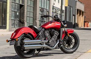 Indian Scout Sixty (2019)