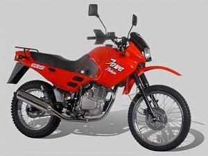 Jawa 125 Dakar (2005)