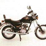 Jawa 125 Chopper (1994)