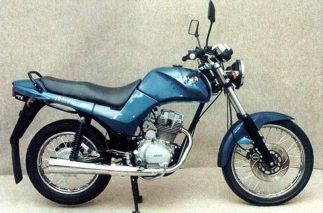 Jawa 125 Travel (1997)