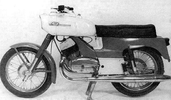 Jawa 250 (1968)