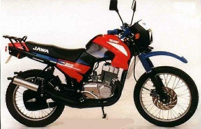 Jawa 640 Tramp (1997)