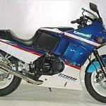 Kawasaki GPX600R (1989-93)