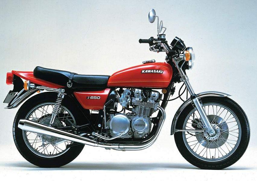 Kawasaki Z650 (1978)