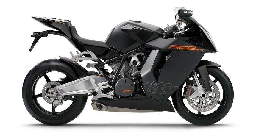 KTM 1190 RC8 (2010)