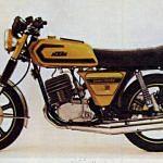 KTM Comet 125 RS (1976)