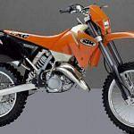 KTM 125 EXC Enduro (1999-2000)
