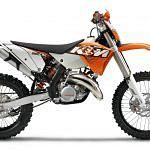 KTM 125 EXC Enduro (2009-11)