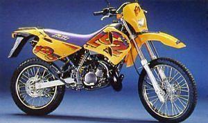 KTM 125 LC2 (1996-97)