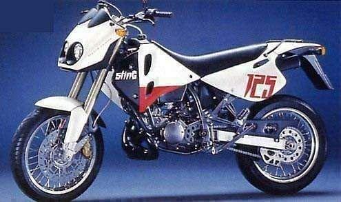 KTM 125 Sting (1997-99)